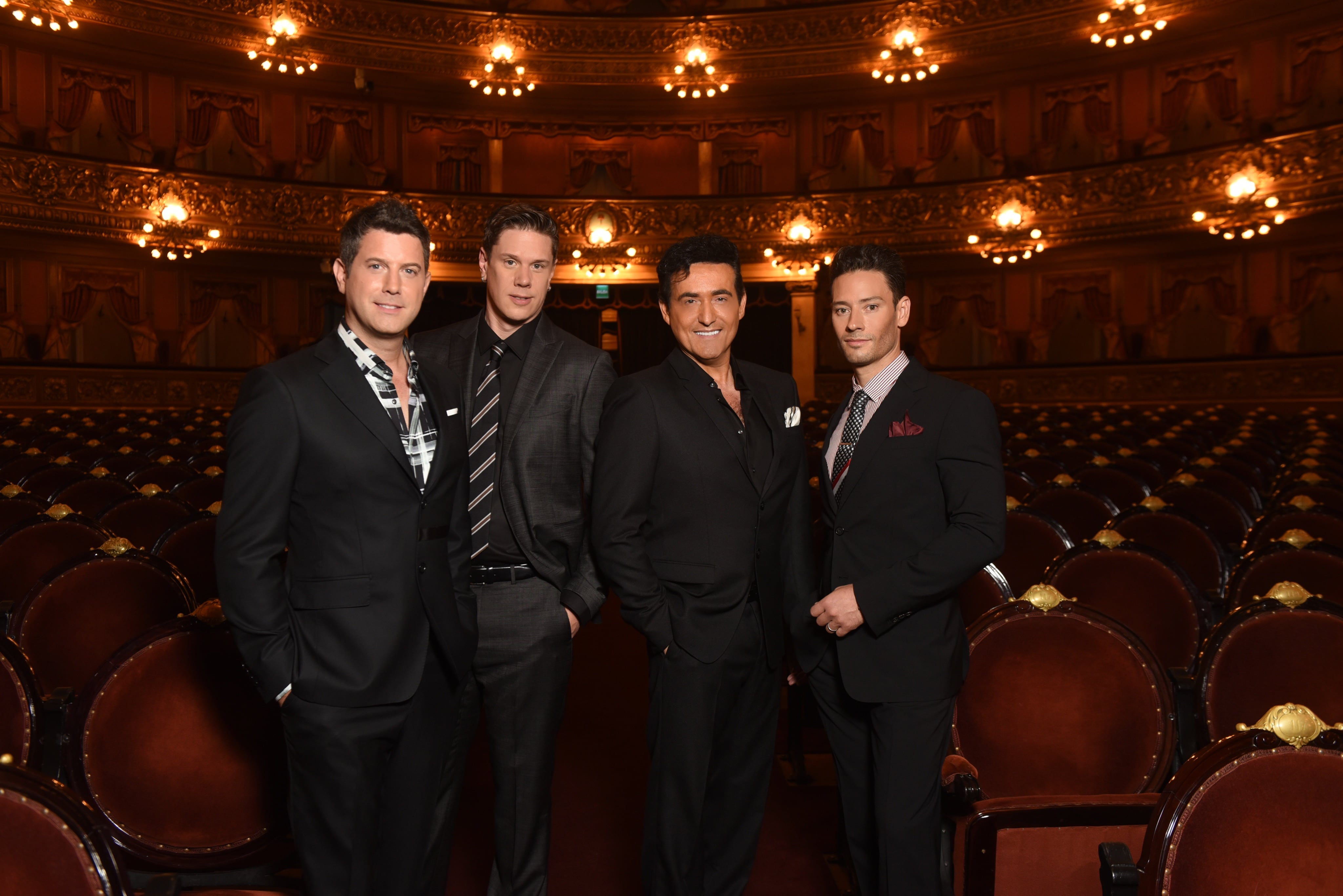 Mexican tour il divo - Il divo website ...